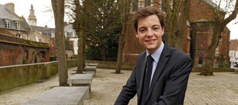 Stéphane Sieczkowski-Samier a été élu en 2014 à l'âge de 22 ans, il était alors l'un des plus jeunes maires de France.