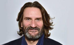 L'écrivain Frédéric Beigbeder à Paris le 23 janvier 2018.