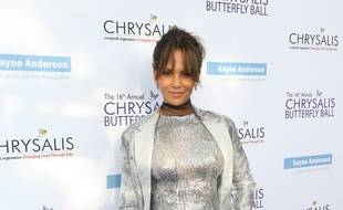 L'actrice Halle Berry au Chrysalis Butterfly Ball