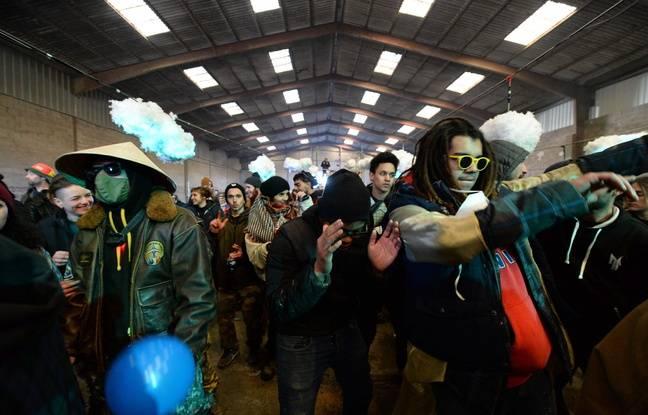 Rave party à Lieuron: Teufeurs et organisateurs dans la rue pour dénoncer «une répression disproportionnée»
