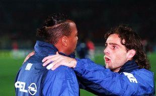 Avant Nico et Luis, il y eut Bernard et Marco au PSG.
