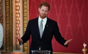 Le prince Harry est désormais rétrogradé au même rang que trente autres ducs britanniques.