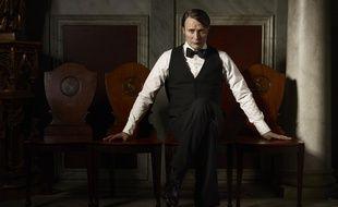 Mads Mikkelsen dans la saison 3 de Hannibal.