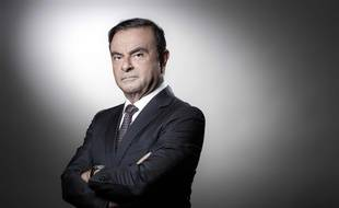 Le 12 septembre 2018, Carlos Ghosn. Photo : JOEL SAGET / AFP)