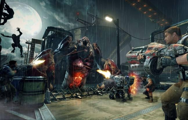 Outre une campagne épique, Gears of War propose de nombreux modes multijoueurs.