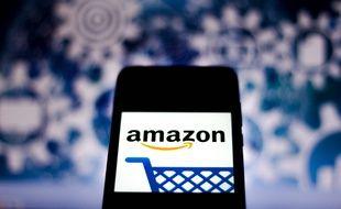 L'application Amazon (illustration).