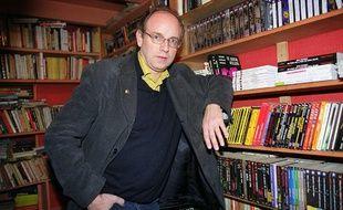 Stéphane Bourgoin, spécialiste des tueurs en série.