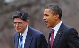Le président américain Barack Obama va nommer Jack Lew comme secrétaire au Trésor pour remplacer Timothy Geithner, ont rapporté mercredi plusieurs médias américains.