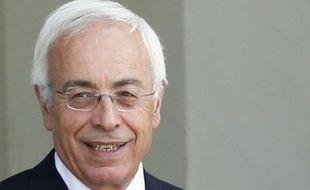 L'ambassadeur israélien en France Yossi Gal