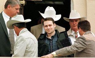 John King, lors de son procès, en 1999. (archives)