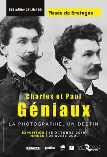 Exposition Charles et Paul Géniaux, La photographie, un destin