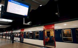 Transports Davantage De Trains Sur Le Rer B Nord