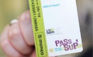 La Pass'Sup sera valable trois ans.