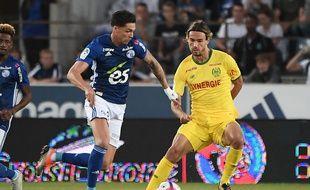 Les Strasbourgeois ont parfaitement démarré et terminé contre Nantes. Mais au milieu du match, ils ont encaissé trois buts de trop pour espérer l'emporter...
