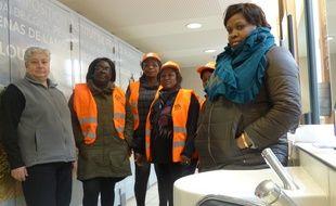 Après un conflit d'une dizaine de jours, les personnels des toilettes des gares parisiennes gardent leurs emplois.