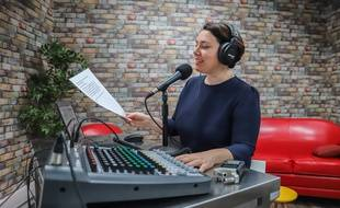 Anne-Laetitia Béraud, journaliste, pour Minute Papillon! de 20 Minutes
