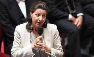 Agnès Buzyn, le 12 juin 2018 à l'Assemblée nationale.