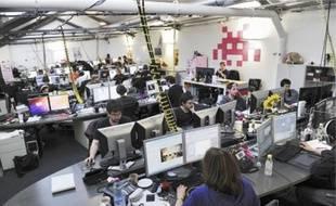 Soixante métiers, quarante nationalités, le site Internet vente-privée.com emploie 1 200 personnes à son siège de La Plaine-Saint-Denis et dans ses entrepôts.