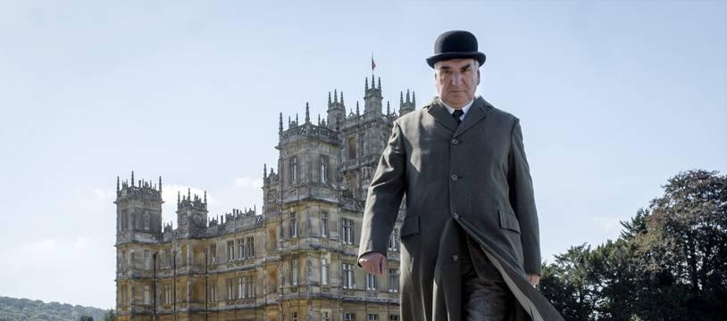 Jim Carter dans «Downton Abbey» de Michael Engler