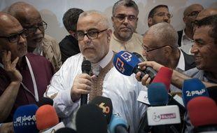 Abdelilah Benkirane est chef du gouvernement marocain depuis 2011.