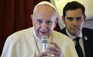 Le pape François a réaffirmé son soutien au cardinal Barbarin en insistant sur la présomption d'innocence.