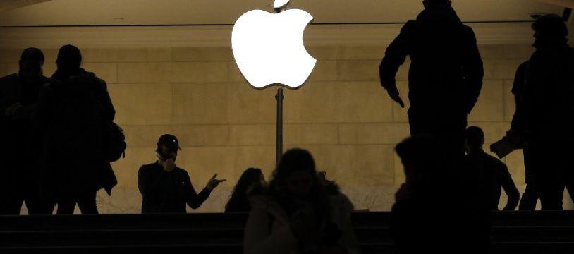 Un magasin Apple à New-York (image d'illustration).