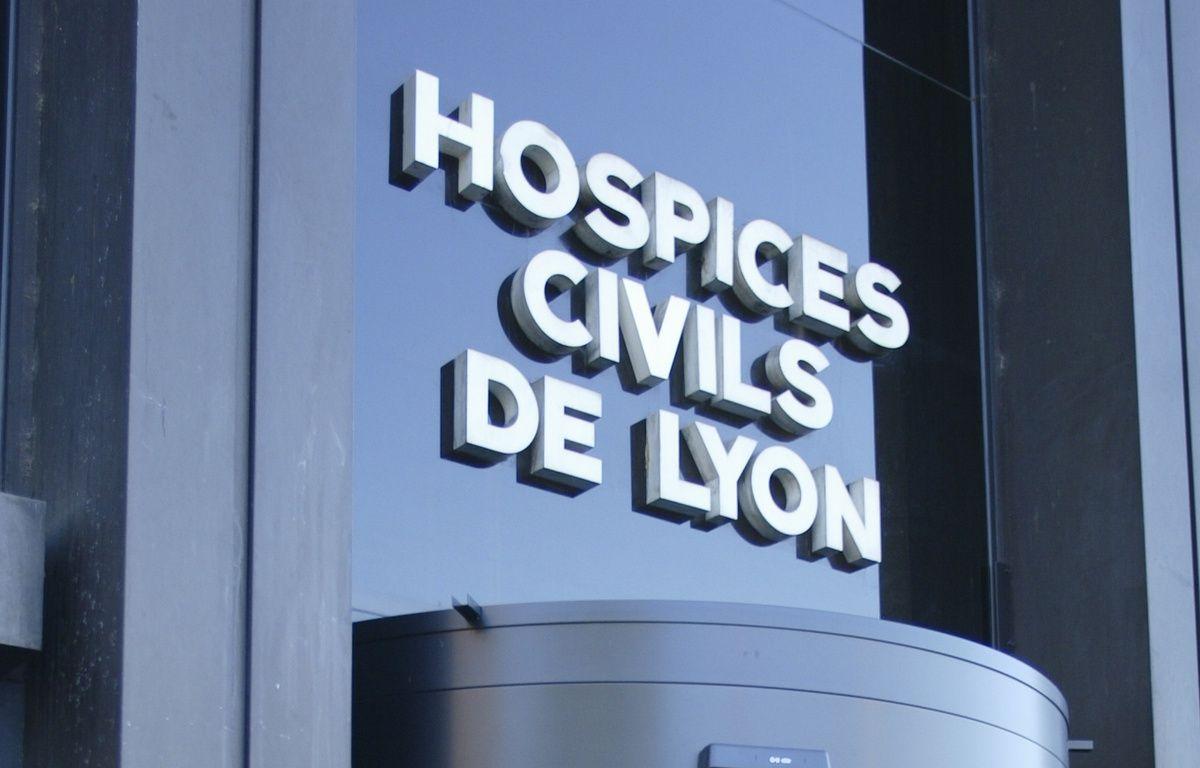 Vue de la façade des batiments des HCL (Hospice Civil de Lyon). Lyon, le 12 septembre 2011. CYRIL VILLEMAIN/20 MINUTES – C. VILLEMAIN/20 MINUTES