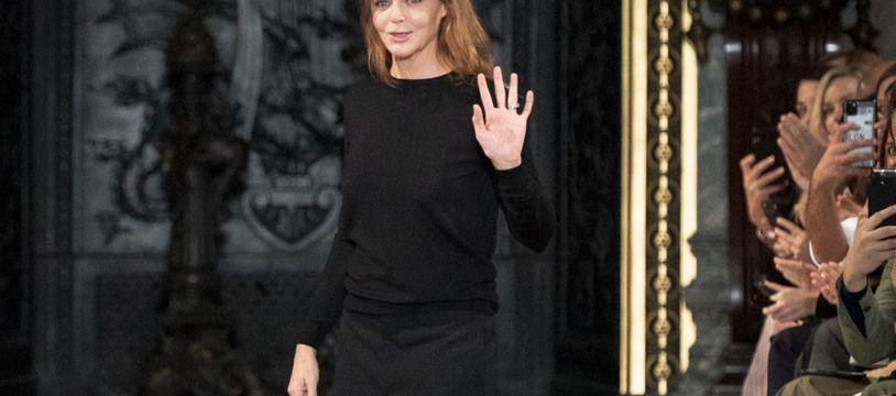 La styliste Stella McCartney