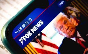 L'application de la chaîne Fox News.