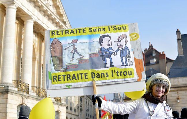 Grève du 29janvier EN DIRECT: C'est parti pour la 8e journée de mobilisation nationale contre la réforme des retraites...
