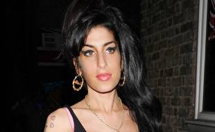 La chanteuse défunte Amy Winehouse