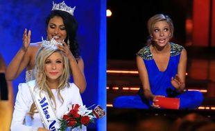 Miss New York, Kira Kazantsev, a été couronnée Miss America 2015.