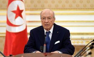 Le président Béji Caïd Essebsi a décrété l'état d'urgence après l'attentat sur une plage à Sousse, en Tunisie (photo d'illustration)