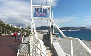Miami Beach n'existera plus, sa concession n'ayant pas été renouvelée par la métropole Nice Côte d'Azur.