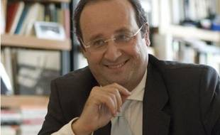 François Hollande, le 4 juin 2008.