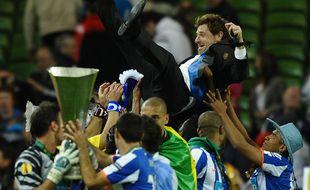 André Villas Boas a réalisé un quadruplé historique avec le FC Porto en 2010/2011.