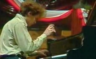 Le pianiste Ivo Pogorelic