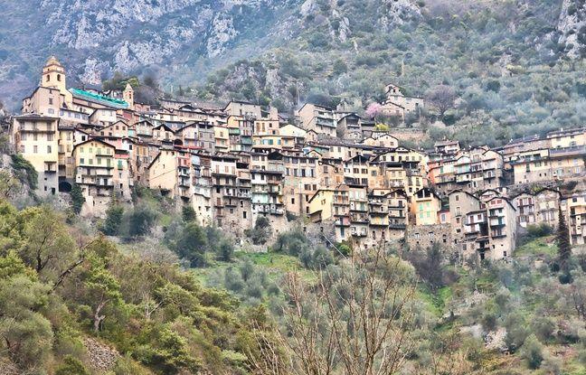 Petit village médiéval surplombant la vallée de la Roya, Saorge illustre le savoir-faire des architectes d'antan.