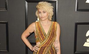 Paris Jackson aux Grammy Awards