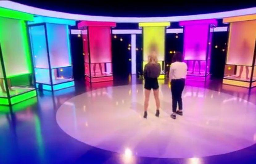 À la télévision britannique, la nudité s'affiche frontalement