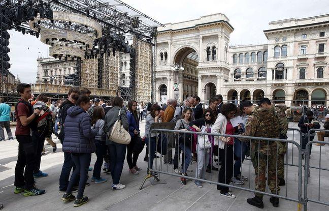 L'expo universelle de Milan débute ce vendredi 1er mai