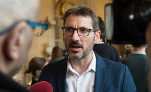 Le député LREM Matthieu Orphelin à l'Assemblée nationale le 5 février 2019.