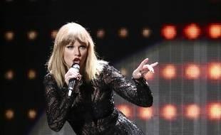 Taylor Swift à Houston le 4 février 2017.