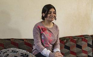 Layla Eido attend la fin de la crise pour pouvoir retrouver ses parents.