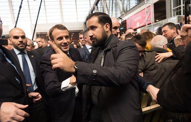 Viré par Montebourg, signalé pour agressions... Qui est Alexandre Benalla, le collaborateur d'Emmanuel Macron accusé de violences?