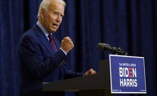 Joe Biden, le nouveau président des Etats-Unis.