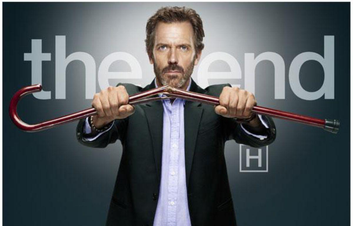 Hugh Laurie dans la 8e et dernière saison de «Dr House» – NBC