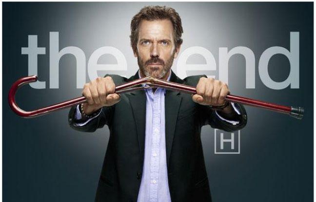 Hugh Laurie dans la 8e et dernière saison de «Dr House»