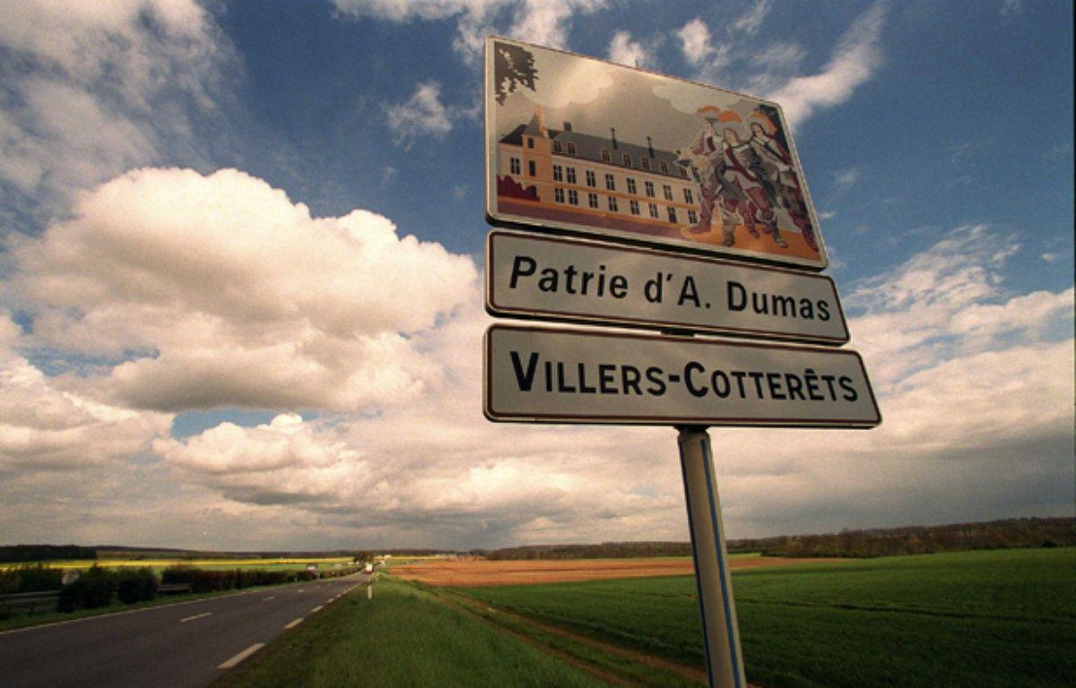 Villers-Cotterêts dans l'Aisne. –  SICHOV/SIPA