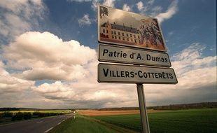 Villers-Cotterêts dans l'Aisne.